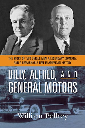Billy, Alfred, and General Motors book image