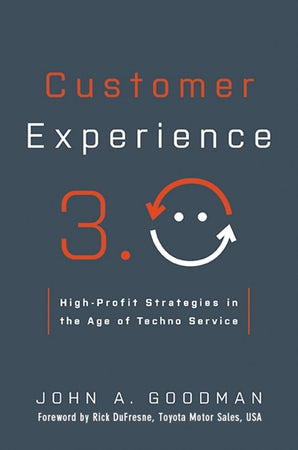 Customer Experience 3.0 book image