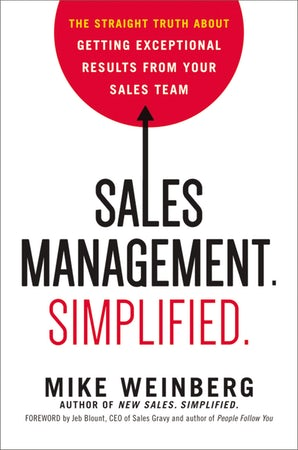 Sales Management. Simplified. book image
