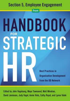 Handbook for Strategic HR - Section 5 book image