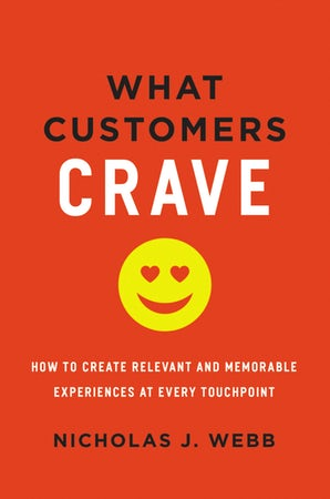 What Customers Crave book image