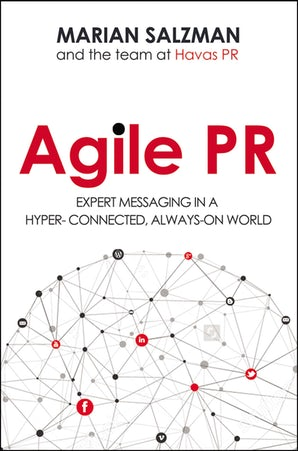 Agile PR book image