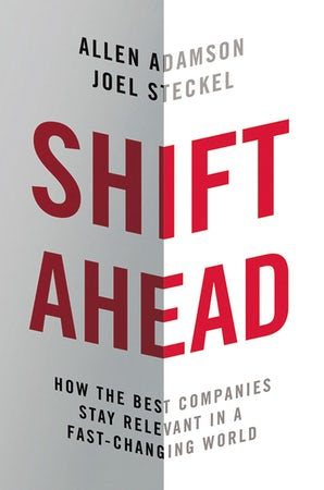 Shift Ahead book image