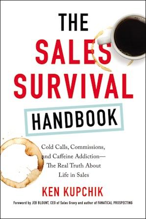 The Sales Survival Handbook book image
