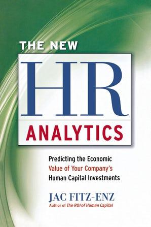 The New HR Analytics book image