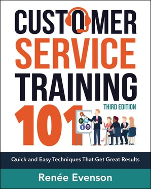 Customer Service Training 101 book image