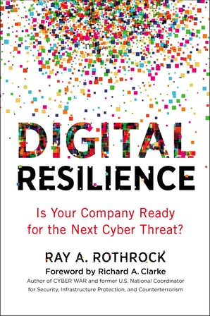 Digital Resilience book image