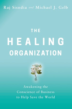 The Healing Organization book image