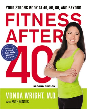 Fitness After 40 book image