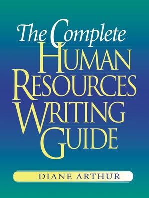 The Complete Human Resources Writing Guide book image