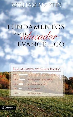 Fundamentos para el educador evangélico book image