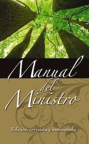Manual del ministro Hardcover  by Vida,