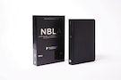NBLA Biblia Ultrafina, Colección Premier, Negro, Edición Letra Roja