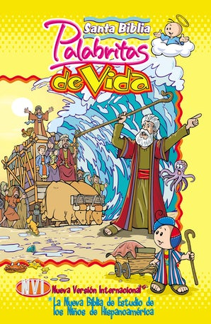 Santa Biblia palabritas de vida NVI