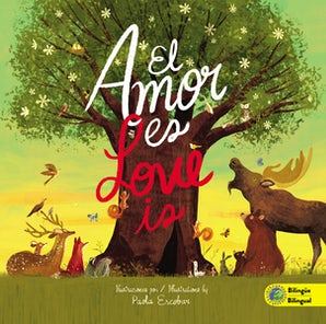 el-amor-es-love-is-edicion-bilingue
