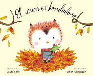El amor es bondadoso book image