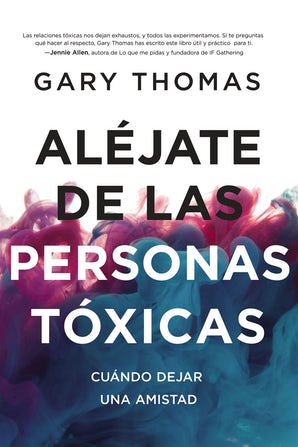 Aléjate de las personas tóxicas book image