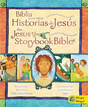 Biblia para niños, Historias de Jesús / The Jesus Storybook Bible Hardcover  by Sally Lloyd-Jones