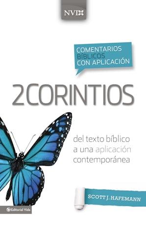 Comentario bíblico con aplicación NVI 2 Corintios book image