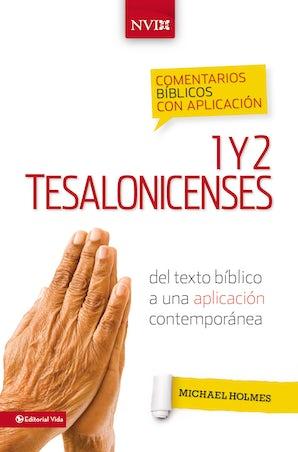 Comentario bíblico con aplicación NVI 1 y 2 Tesalonicenses book image