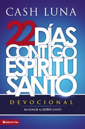 22 días contigo, Espíritu Santo book image