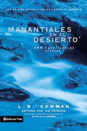 Manantiales en el desierto book image