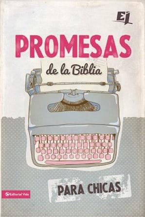 Promesas de la Biblia para chicas Paperback  by Vida,