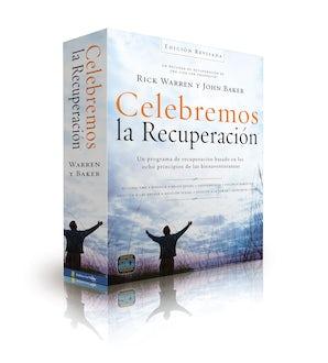 Celebremos la recuperación campaña para la iglesia - Nueva edición/ kit book image