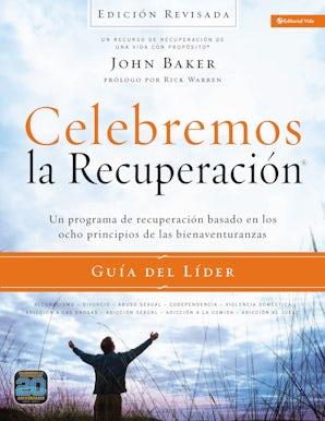 Celebremos la recuperación Guía del líder - Edición Revisada book image