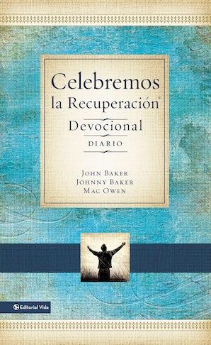 Celebremos la Recuperación - Devocional diario book image