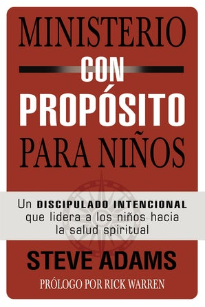 Ministerio con propósito para niños book image
