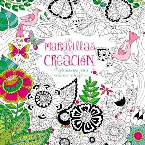 Las maravillas de la creación (Libro para colorear) Paperback  by Vida,