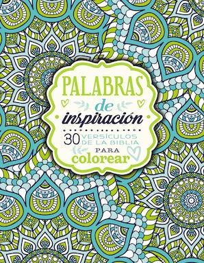 Palabras de inspiración (Libro para colorear) Paperback  by Vida,