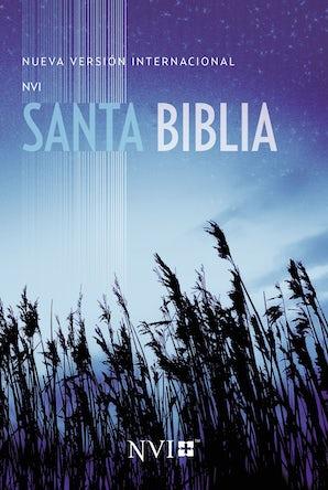 Santa Biblia NVI, Edición Misionera, Color Azul Trigo, Rústica