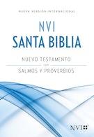 NVI Nuevo Testamento con Salmos y Proverbios