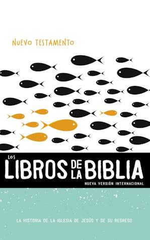 NVI, Los Libros de la Biblia: El Nuevo Testamento, Rústica book image