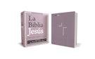 Biblia Jesús NVI, Tapa Dura, Tela Lavanda