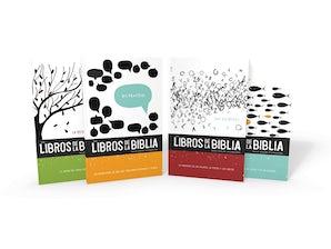 Experiencia Bíblica en Comunidad: Los Libros de la Biblia NVI (4 volúmenes ) book image