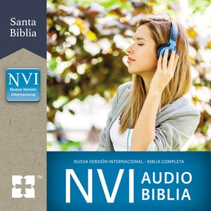NVI Audiobiblia Completa Downloadable audio file UBR by Rafael Cruz