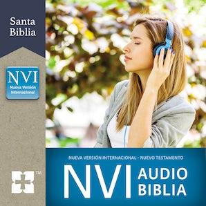 Audiobiblia NVI: El Nuevo Testamento Downloadable audio file UBR by Rafael Cruz