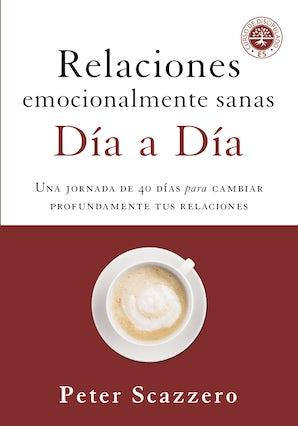 Relaciones emocionalmente sanas - Día a día book image