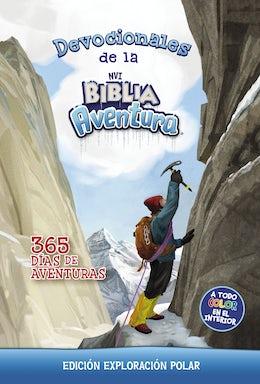 Devocionales de la Biblia Aventura NVI: Edición exploración polar