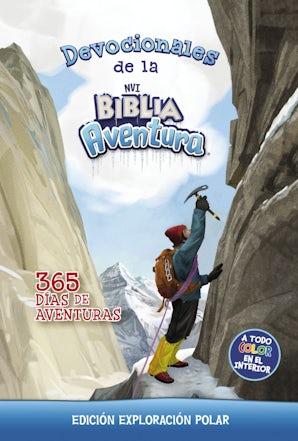 Devocionales de la Biblia Aventura NVI: Edición exploración polar Hardcover  by Vida,