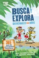 Busca y explora – Devocionales para niños