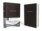 Biblia NBLA Congregacional, Tapa Dura, Negro / Spanish NBLA Pew Bible, Hardcover, Black