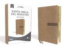 NBLA, Santa Biblia del Ministro, Leathersoft, Beige / Spanish NBLA Minister