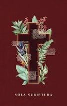 NBLA Santa Biblia, Letra Grande, Tapa Dura, Sola Scriptura