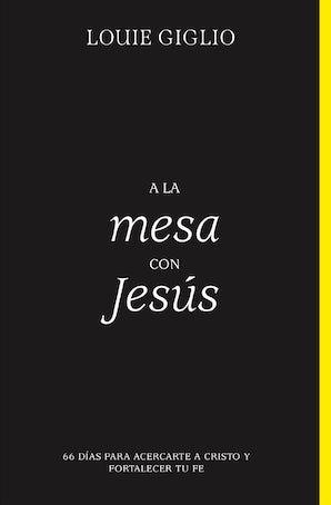 A la mesa con Jesús book image