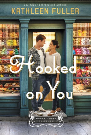 Hooked on You Paperback  by Kathleen Fuller