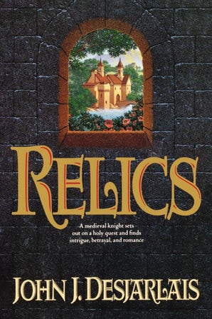 Relics book image